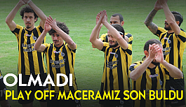 PLAY OFF MACERAMIZ SON...